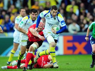 Clermont tient son quart - RUGBY - Coupe d'Europe