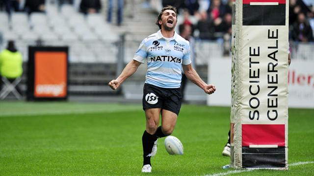 Le derby parisien au Racing