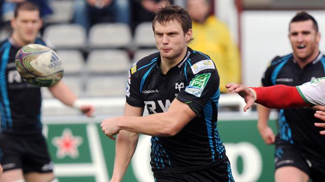 Les Ospreys se redressent