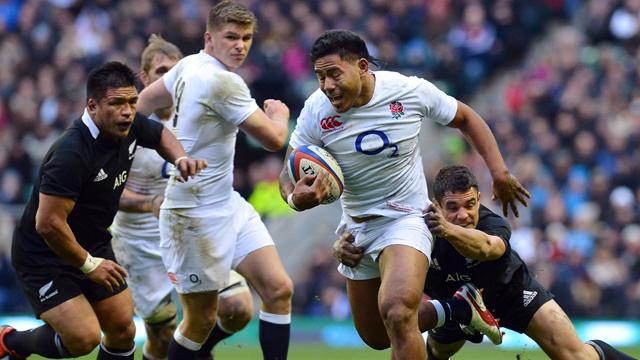 L'Angleterre renverse les All Blacks