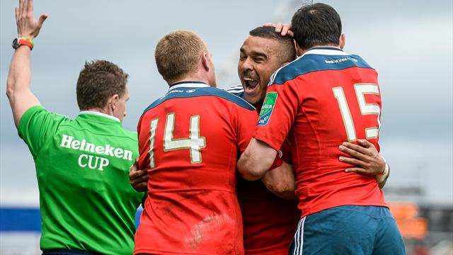 Intouchable Munster !