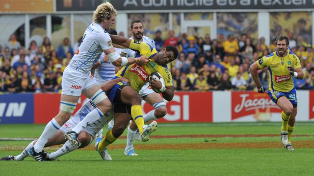 Rugby-Top 14-Castres renverse Clermont et son incroyable record au Michelin