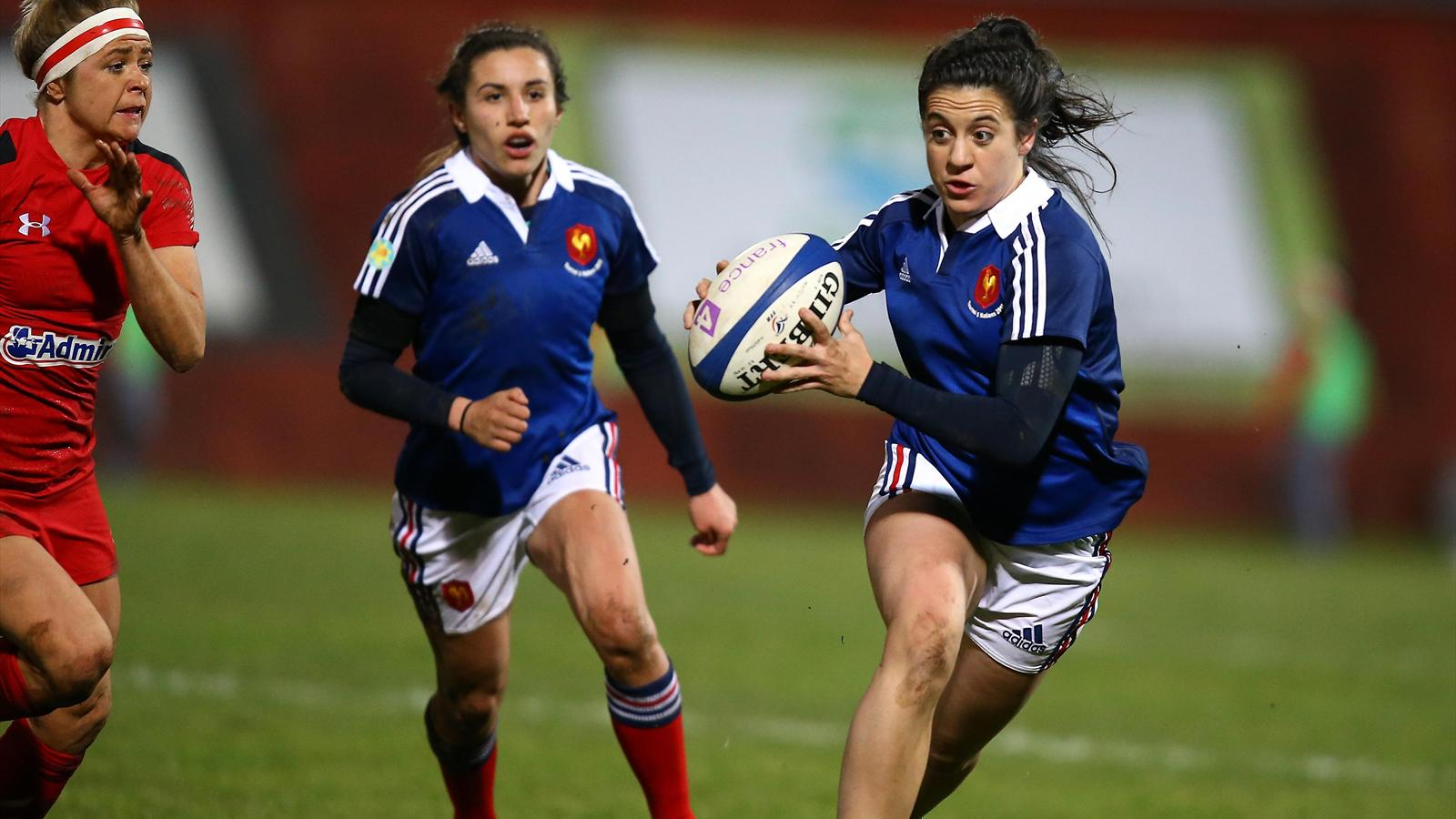 Tournoi des six nations les f minines elles s duisent 6 nations 2015 rugby rugbyrama - Coupe des 6 nations rugby ...