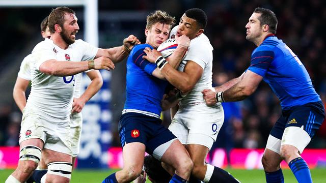 angleterre-france  55-35   les notes