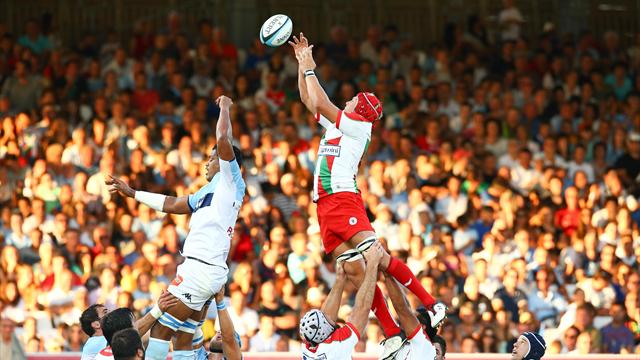 Biarritz rafle le derby basque sur le fil