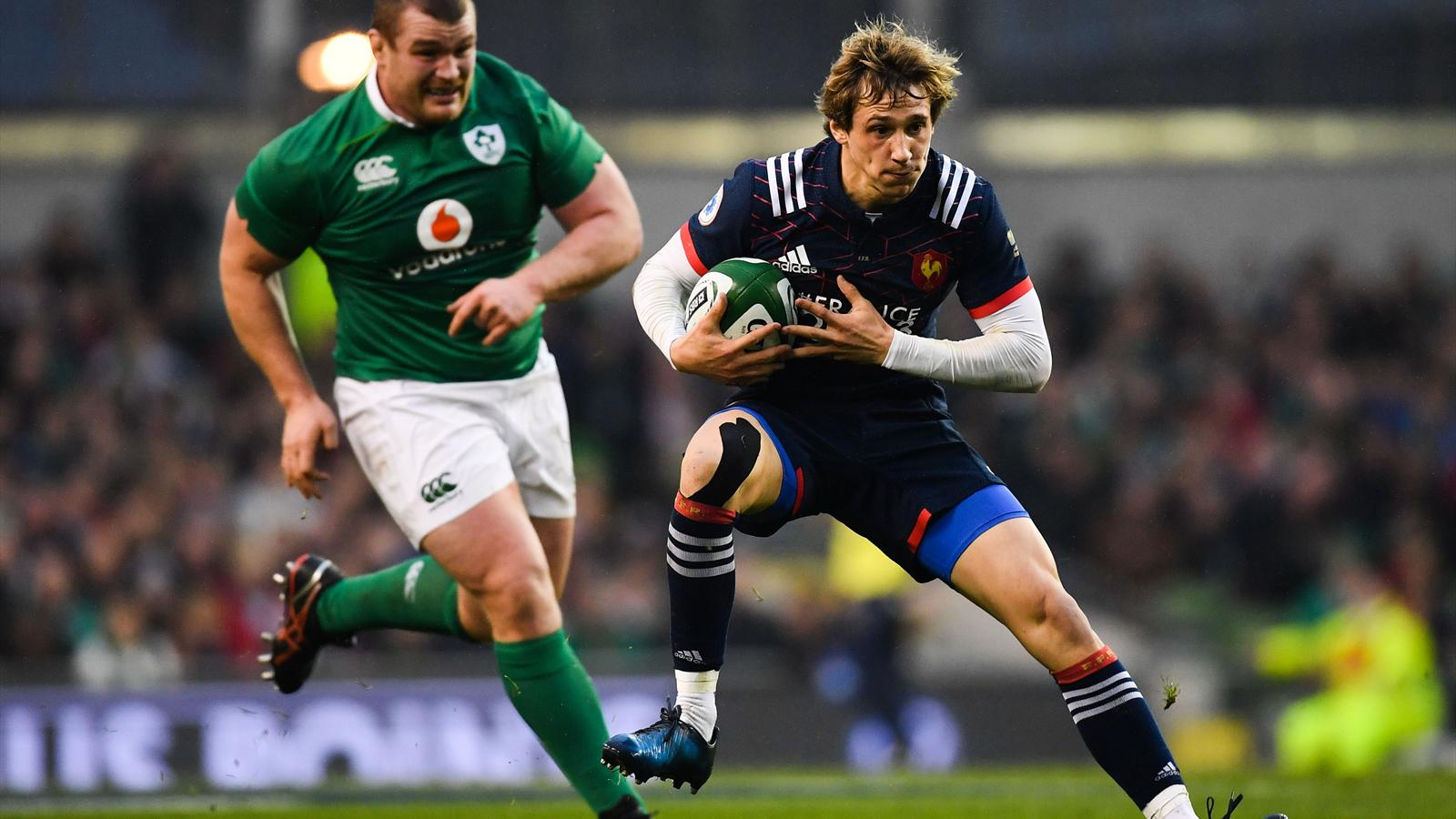 Video tournoi des 6 nations le r sum d 39 irlande france 6 nations 2017 rugby rugbyrama - Rugby coupe des 6 nations ...