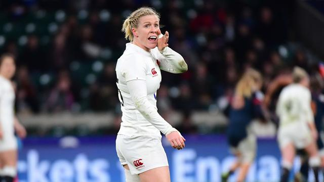 L'Angleterre vers une professionnalisation du rugby féminin