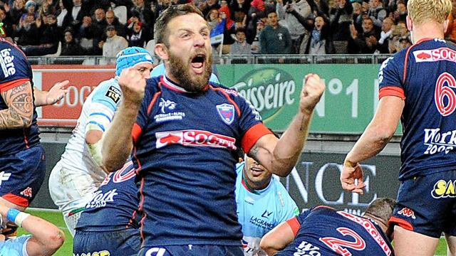 Grenoble domine Provence Rugby (38-16) pour son dernier match amical