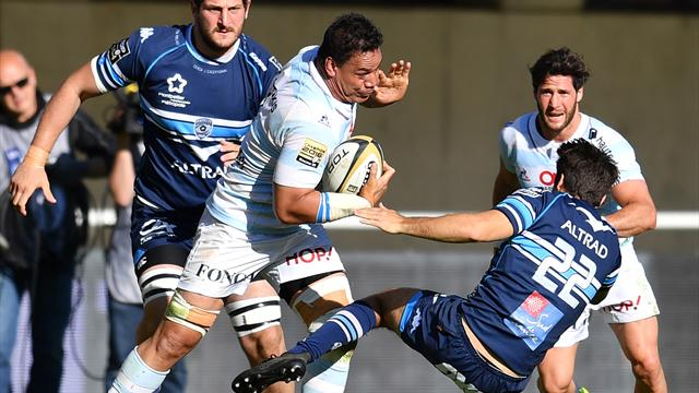 Racing 92 : Masoe intègre le staff