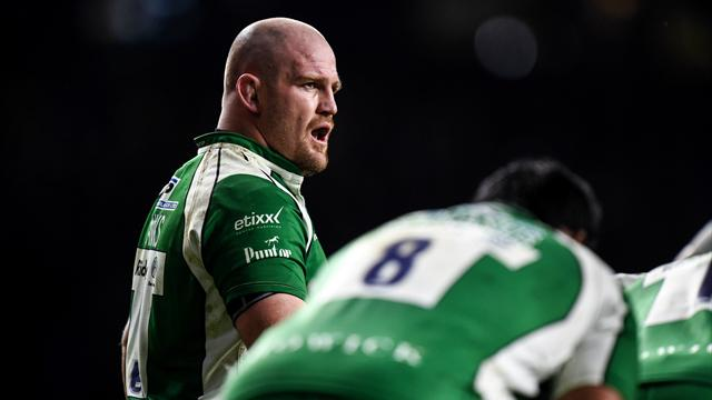 Les London Irish remontent en Premiership