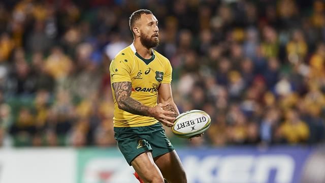 Quade Cooper is back