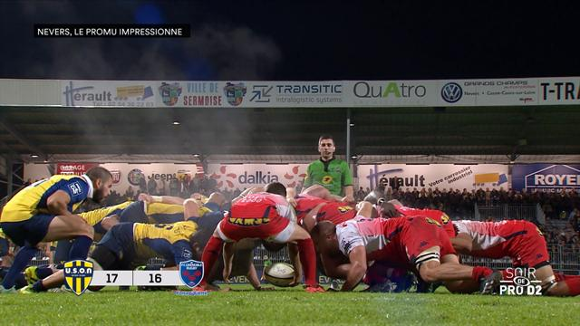 Grenoble – Nevers EN DIRECT