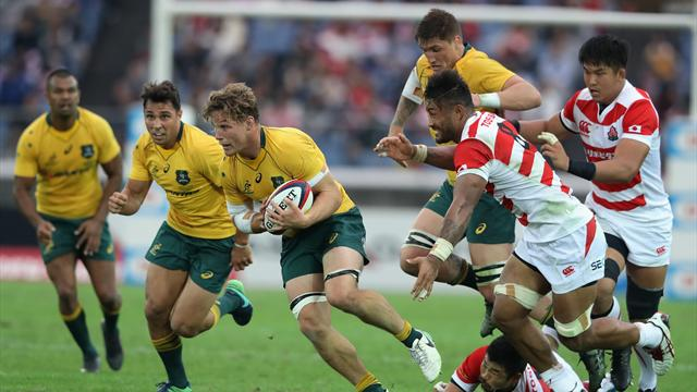 Rugby Australia : on dégresse !
