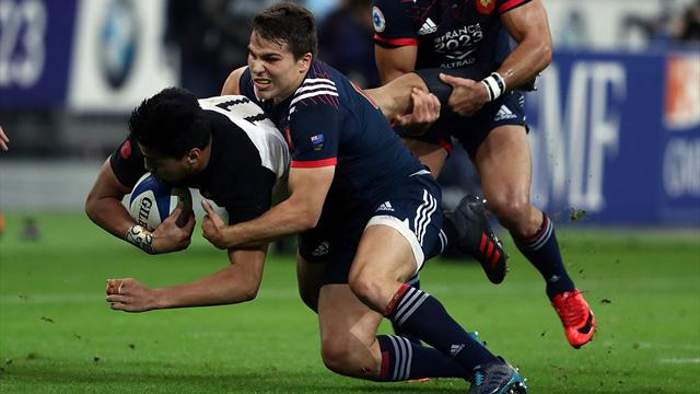 Les audiences du samedi 11 novembre : France-All Blacks en tête