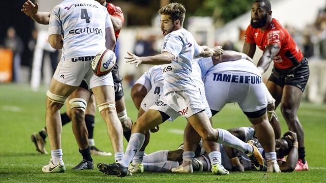 Rugby - Top 14. DIRECT : Montpellier prend les commandes face au Stade Toulousain