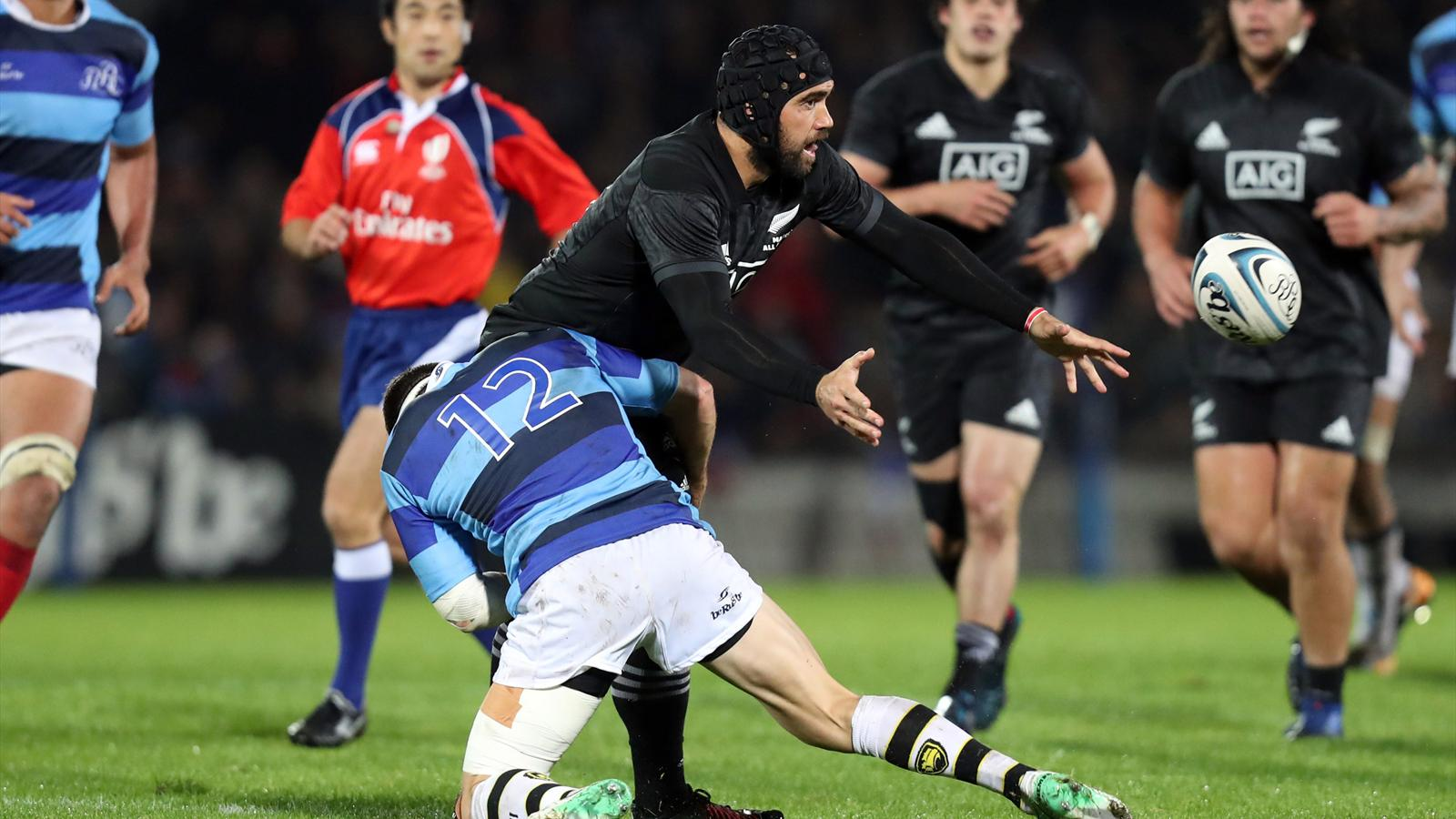 Toulouse un all black tout proche rugby rugbyrama - Piscine olympique toulouse ...