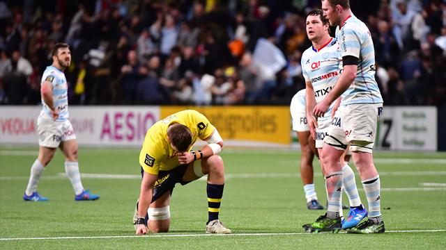 Rugby - Top 14 : Le Racing 92 corrige Clermont (58-6)