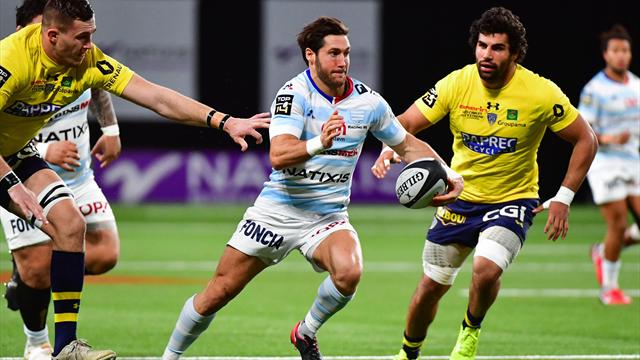 Rugby - Champions Cup : Le Racing 92 s'offre le Munster (34-30)