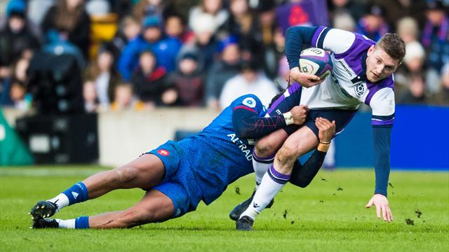 L'Ecosse prie pour Russell