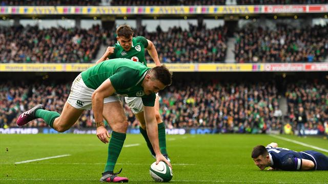 L'Irlande continue sa route vers le Grand Chelem