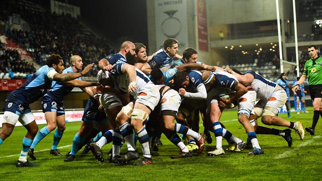 Montpellier – Castres EN DIRECT