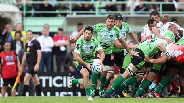 Darbo signe à Provence Rugby
