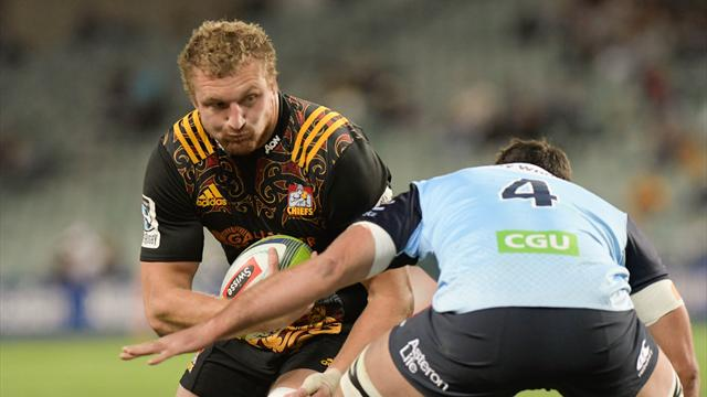 Le All Black Dominic Bird signe au Racing