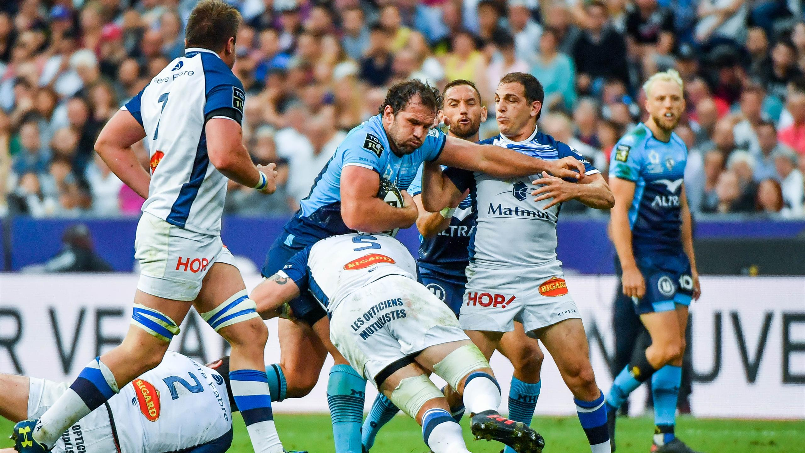 Montpellier Rugby Calendrier.Top 14 Montpellier Castres Ouvrent Le Bal Les