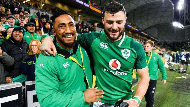 Quand l'Irlande retrouve son rugby
