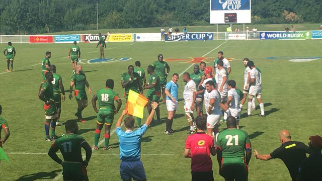 "Silver Cup Africaine : ""One, Two, Three Viva l'Algérie"""