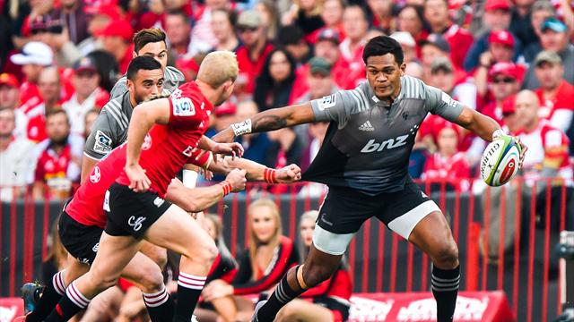 Crusaders - Lions : comme on se retrouve