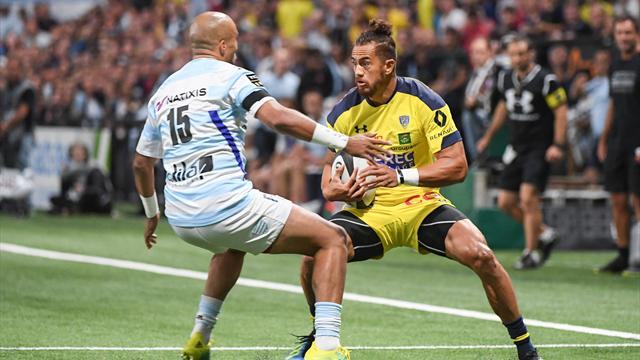 Chirurgical, Clermont se paye le Racing 92 à l'Arena
