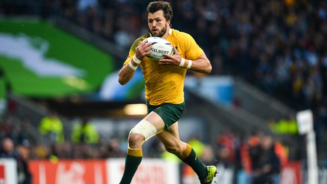 L'Australien Ashley-Cooper aux Waratahs en pensant aux Wallabies