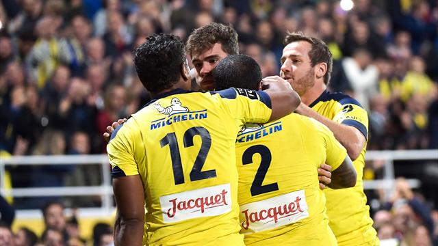 Clermont enfonce Toulon !