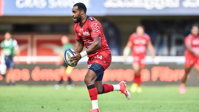 top 14 daniel ikpefan toulon a fait du bien au moral top 14 2018 2019 rugby rugbyrama. Black Bedroom Furniture Sets. Home Design Ideas
