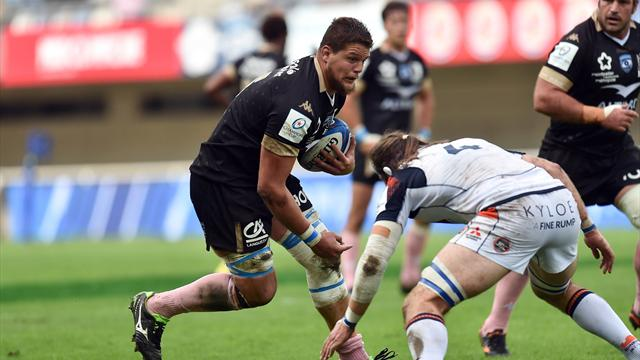 Willemse prolonge à Montpellier