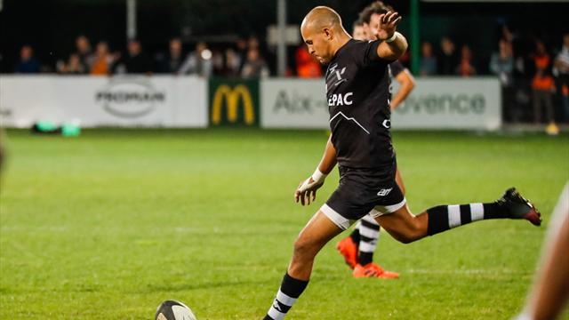 Au courage, Provence Rugby évite le hold up briviste