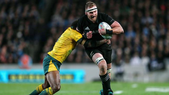 Les All Blacks domptent à nouveau l'Australie