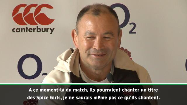 Haka / Spice Girls, Read répond à Eddie Jones