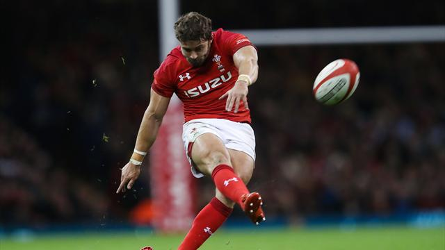 Halfpenny absent contre la France