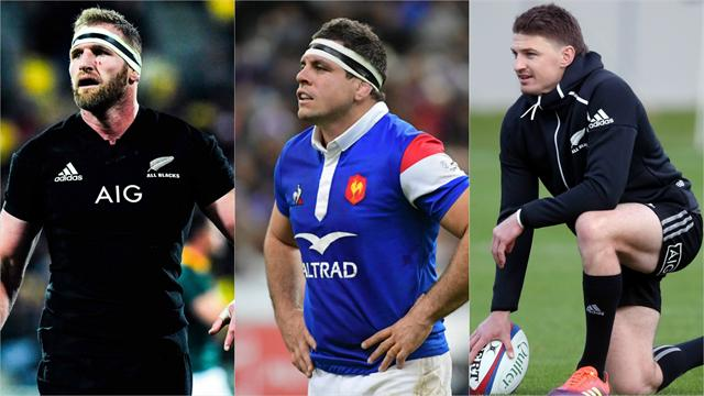 Read, Guirado, Barrett : notre XV du week-end