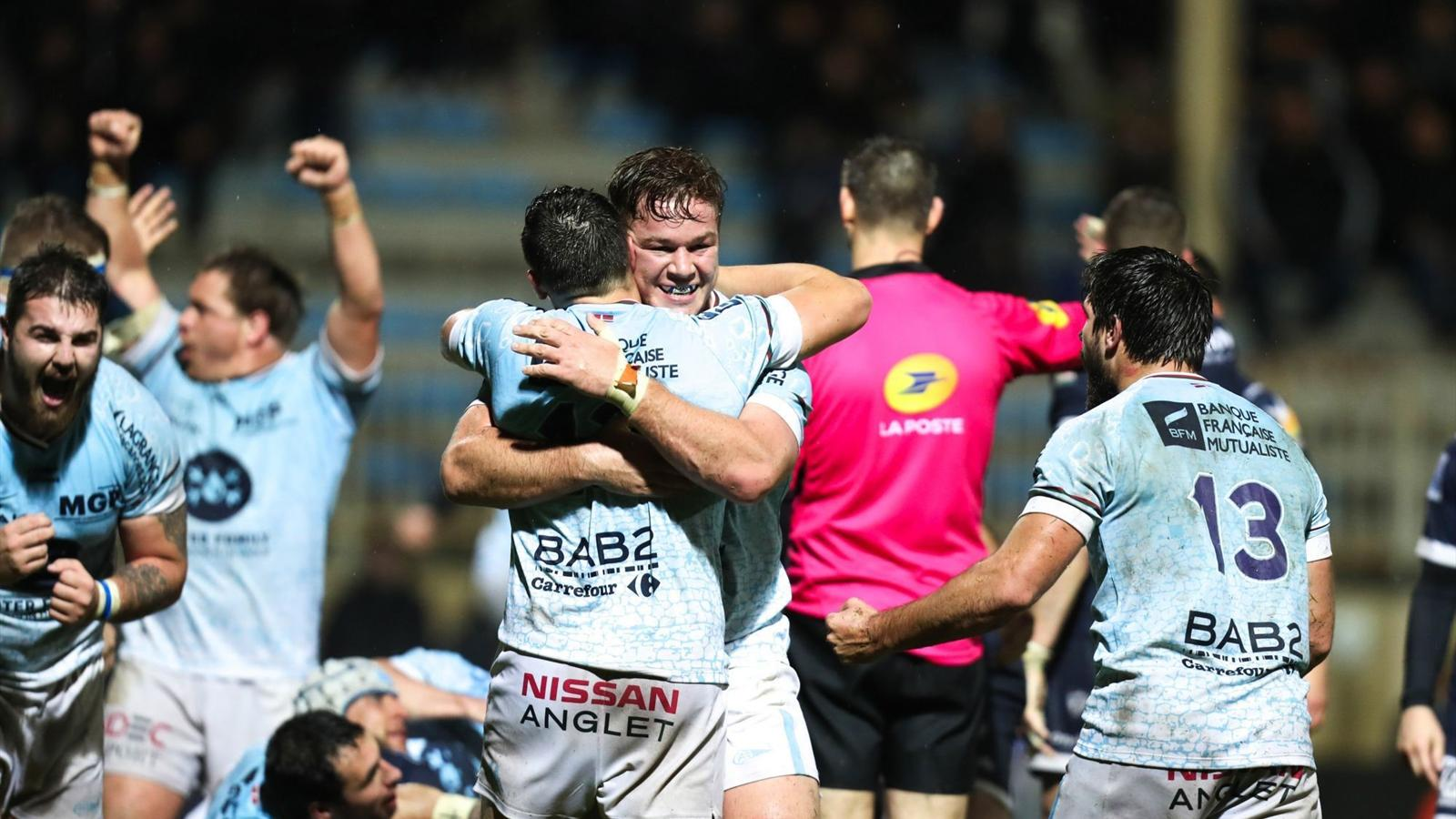 PRO D2 - Nevers still leader, press Bourg-en-Bresse's opponent, Béziers in the top 5 - Rugbyrama.fr