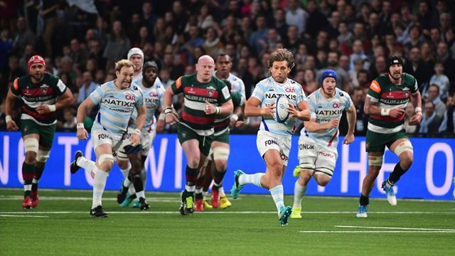 Champions Cup - Racing 92, son chemin vers les quarts