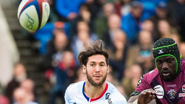 Racing 92 : Machenaud absent 4 à 6 semaines