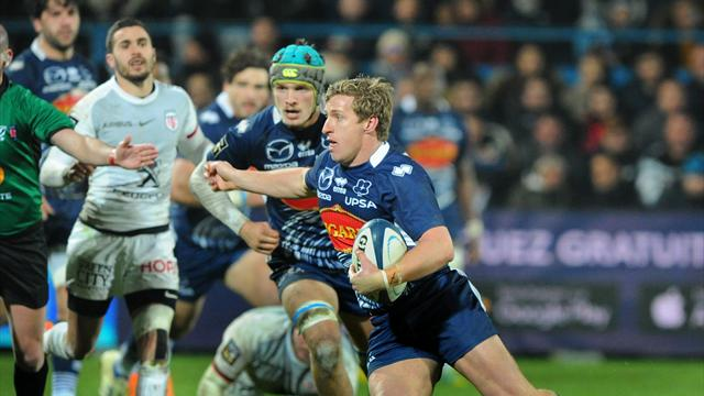 Clermont : McIntyre arrive