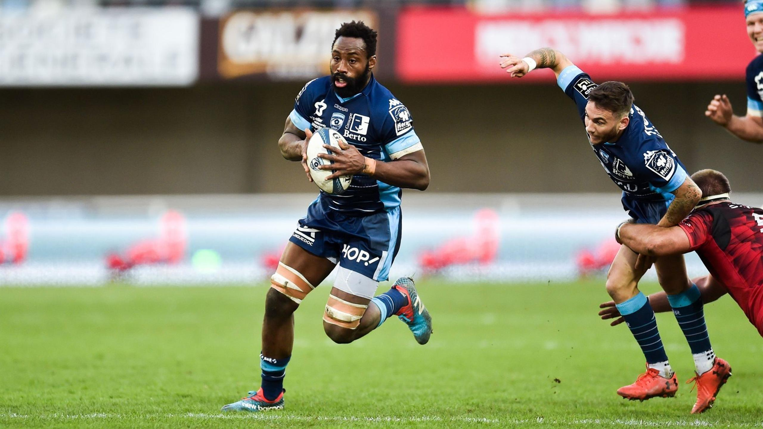 Montpellier Rugby Calendrier.Champions Cup Fulgence Ouedraogo Montpellier Il Faut