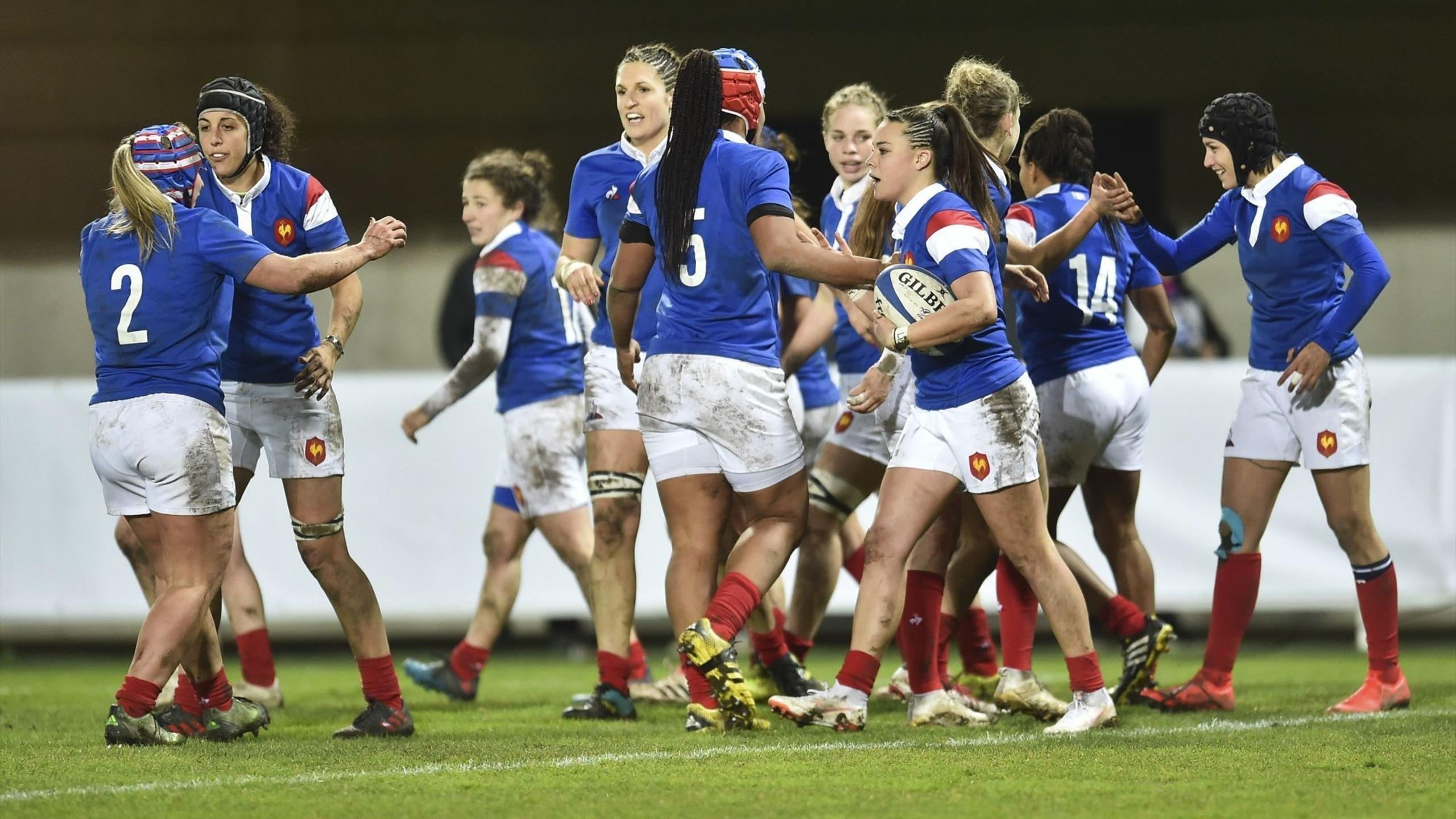 Calendrier 2020 Rugby.Tournoi Des 6 Nations Feminin 2020 Le Calendrier Est Tombe