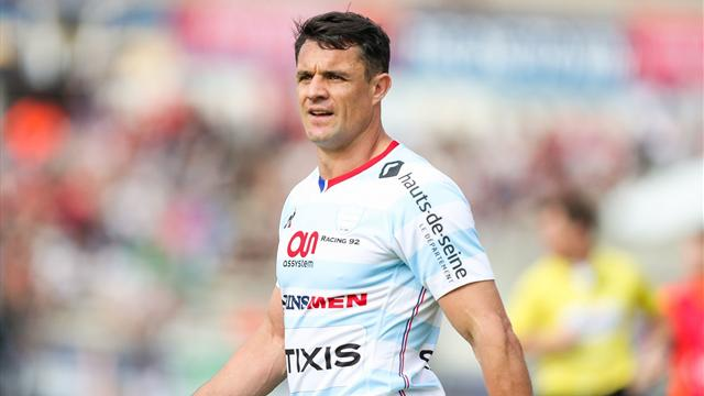 Top 14: le Racing 92 rapatrie Dan Carter
