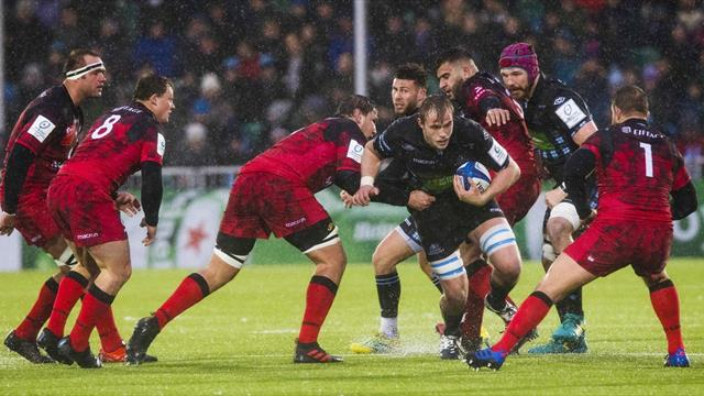 Gray, performance XXL contre le Leinster