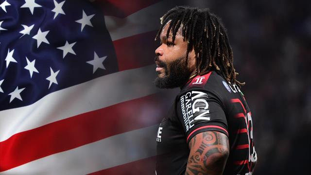 Mathieu Bastareaud officialise son départ pour New York — TRANSFERTS